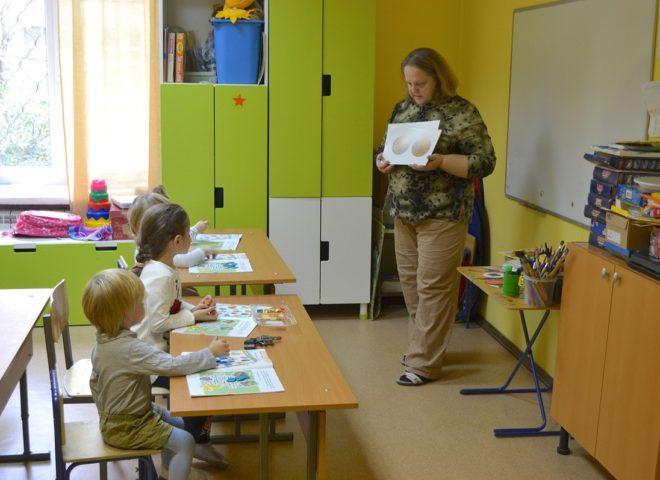 Программы подготовки к школе