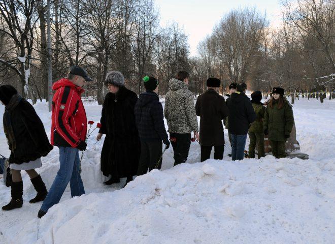21 февраля — День вывода советских войск из Афганистана. ДЦК «ШАНС» на Пресне