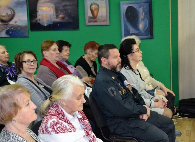 День Защитника Отечества в ДЦК «ШАНС» на Пресне