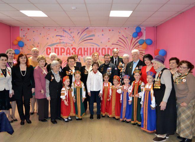 День Победы в ДЦК «ШАНС»
