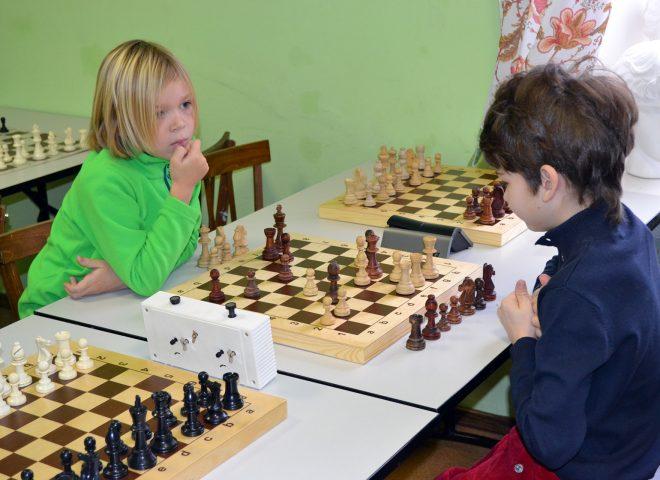 Итоги шахматного турнира в ДЦК ШАНС