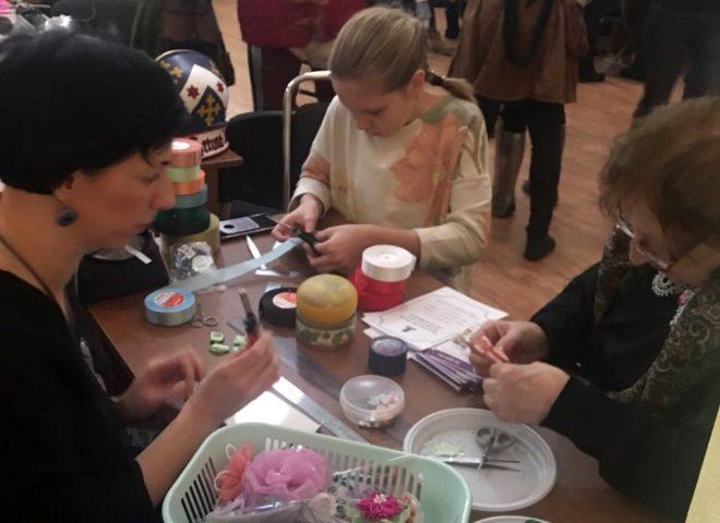 Фестиваль творчества и досуга «Звездочки Пресни» в ДЦК ШАНС