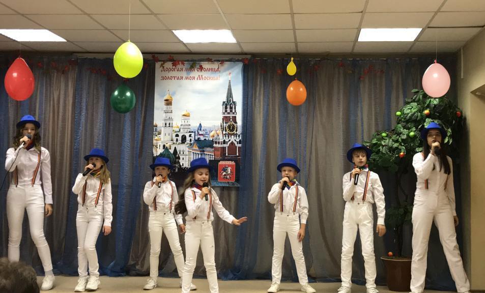 07.09.19 в Москве прошел «День города»